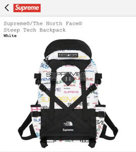 Supreme The North Face Steep Tech Backpack(FW21)