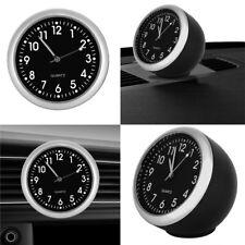 HOT Portable Car Small Quartz Pointer Digital Clock Decoration Auto Supplies LJ