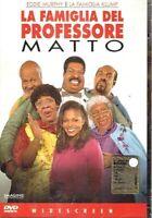 LA FAMIGLIA DEL PROFESSORE MATTO (2000) Eddie Murphy -  DVD EX NOLEGGIO COLUMBIA