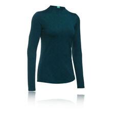 Abbigliamento sportivo da donna verdi marca Under armour für fitness