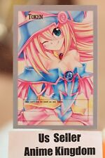 USA Seller Anime Sexy Orica Token Back of Card In Japanese Dark Magician Girl 16
