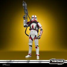 Incinerator Trooper Mandalorian Carbonized Graphite VINTAGE Collection Star Wars