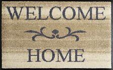 waschbare Fußmatte Welcome Home Schmutzfangmatte