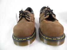 DR MARTENS 8833 DM'S INDUSTRIAL STEEL TOE SAFETY ANSI RATED PADDED COLLAR UK 7