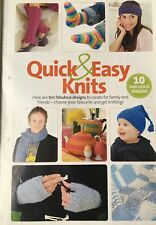 adult HATS SCARVES /& WRIST WARMERS in Sirdar Click Knitting Pattern 1748 4yrs