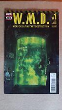 Weapons of Mutant Destruction #1 (Marvel Comics) Part 1 ~ First Print ~ VF/NM