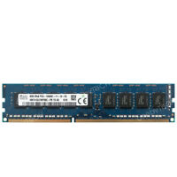 8GB PC3-12800E DDR3-1600 MHz 240 Pin ECC Unbuffered DIMM For Supermicro X9DRD-iF