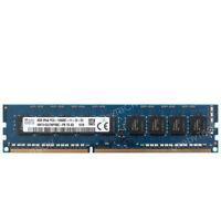 8GB PC3-12800E DDR3-1600 MHz 240pin ECC Unbuffered UDIMM For Supermicro X9SCL-F