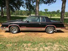 1983 Oldsmobile Cutlass Hurst/Olds Not Grand National