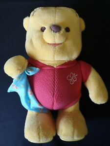 Walking Talking Baby Winnie The Pooh 2003 Fully Working