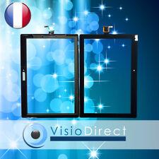 """Vitre ecran tactile pour Lenovo Tab Tab 10 TB-X103F 10"""" noir"""