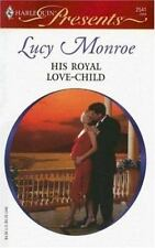 His Royal Love-Child by Monroe, Lucy
