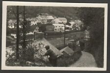 Postcard Helford nr Falmouth Cornwall early view RP by Hawke of Helston