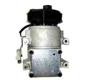 For Chrysler Sebring 04-06 A/C Compressor w/ Clutch New Premium Aftermarket