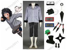 Naruto Shippuuden Inuzuka Kiba 1st Adult Children Cosplay Costume Set