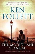 The Modigliani Scandal by Ken Follett, Book, New  (Paperback)