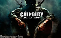 CALL OF DUTY BLACK OPS PC STEAM key