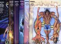 Auswahl = M.Turners FATHOM Sonderheft # 1 - 7  ( INFINITY 2005-2008 ) Neuwertig
