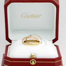 Cartier Trinity Tricolour 18KT Gold mit Cartier Box in Gr. 53