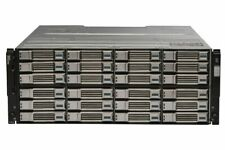 Dell EqualLogic PS6100e Virtualized iSCSI SAN Storage Array 24 x 1TB = 24TB HDD