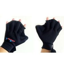 Water Gloves Aqua* Swimming Lung Training Webbed Fingers Neoprene Surfing