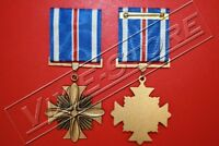 DISTINGUISHED FLYING CROSS MEDAL, Full Size, Issue Finish (1017)