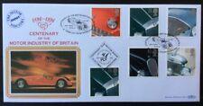 1.10.1996 Classic Cars Motor Show-Morgan-Malvern-Worcestershire-Benham FDC