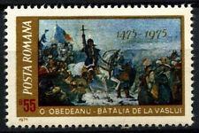 Romania 1975 SG#4131 la vittoria sul gli Ottomani ad alta PONTE Gomma integra, non linguellato #D47874