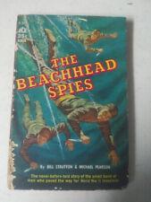 Beachhead Spies - Ace D-355 Edition - 1958 - Bill Strutton, Michael Pearson