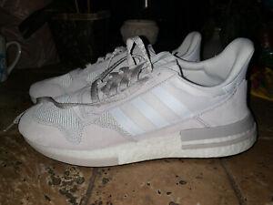 Adidas Originals ZX 500 RM Boost Mens Running Shoes Cloud White Gray B42226 11