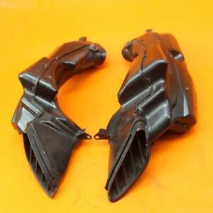 2008 2009 SUZUKI GSXR600 OEM RIGHT LEFT AIR INTAKE DUCTS