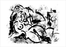 JACQUELINE DITT - Die Verführung - sw A3 handsigniert ltd.Original Grafik Erotik