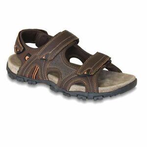 Elementerre Akka marron, sandale outdoor adulte