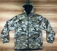 Under Armour Brow Tine Hunting Jacket Barren Camo Mens Multisize 1316741-999