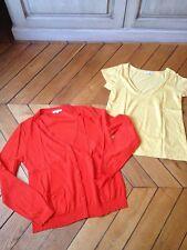 Gilet Les Petites Et Un Tee Shirt Les Petites Offert