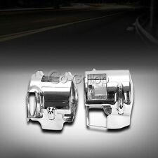 Chrome Switch Housings Covers For Honda VTX 1800 C/ R/ S/ F/ N 2002-2007 05 06