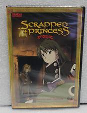 Scrapped Princess Vol 5 Prophecies and Parents (factory sealed)