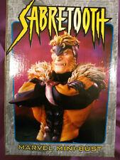 Randy Bowen Mini Bust Statue X-men Sabretooth 6231 of 7000