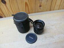 Vivitar Wide-Angle 28mm 1:2.5 Camera Lens