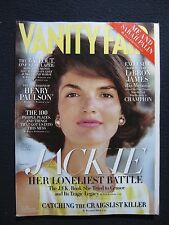 Vanity Fair October 2009 Jackie Kennedy Onassis cover (Also LeBron James, Sara..