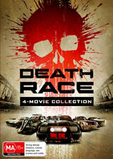 PREORDER - Death Race: 4-Movie Collection (Death Race  . - DVD - NEW Region 4, 2