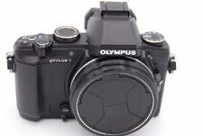 "Fotocamere digitali neri Olympus, Dimensione display LCD 1"""