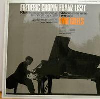 "Chopin Piano NR.2 Liszt Piano H-Minor Emil Gilels 12 "" LP (c604)"