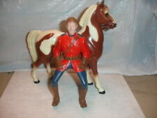 Vintage Hartland 800 Series Lance O'Rourke / Tonto'S Horse Original