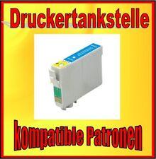 Druckerpatrone für Epson L 355 Stylus L300 S 22 SX 125 130 230 Office BX 305 TOP