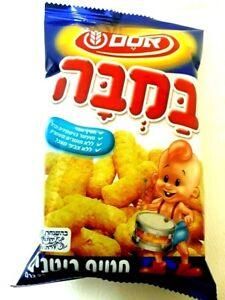 Osem Bamba  Israeli Snack Original 25g BAMBA OSEM Bamba Osem Kosher
