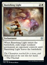 MTG x4 Banishing Light Theros Beyond Death UNC NM/M - PRESALE JAN 24