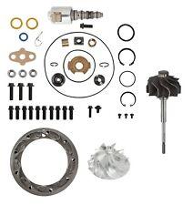 6.0L 04.5-Early 05 Ford Powerstroke Master Turbo Rebuild Kit Billet Wheel