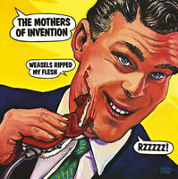 Frank Zappa, Mothers Of Invention - Weasels Ripped My Flesh (2012)  CD  NEW