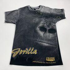 Vintage Gorilla Ape Monkey T-Shirt Men's Medium